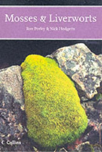 Mosses and Liverworts by Ron Porley