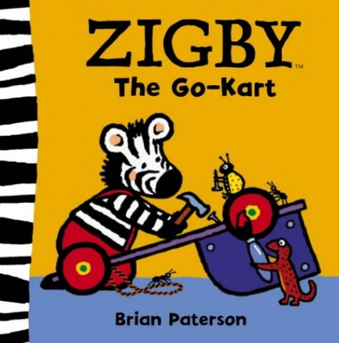 Zigby – The Go-Kart: Go-kart v. 1 By Brian Paterson