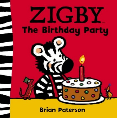 Zigby - The Birthday Party By Brian Paterson