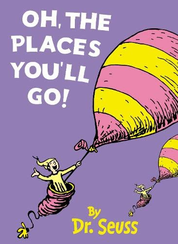 Oh, The Places You'll Go!: Mini Edition (Dr Seuss Miniature Edition) By Dr. Seuss