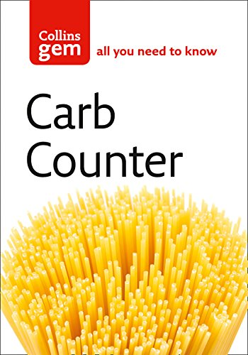 Carb Counter By Harper Collins (UK)