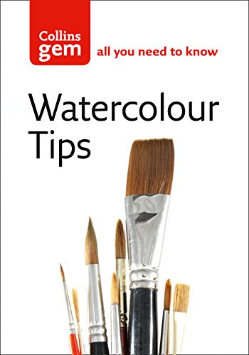 Watercolour Tips (Collins Gem) By Ian King