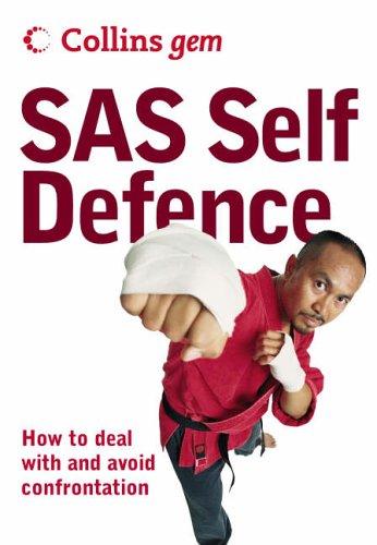 SAS Self Defence By Barry Davies