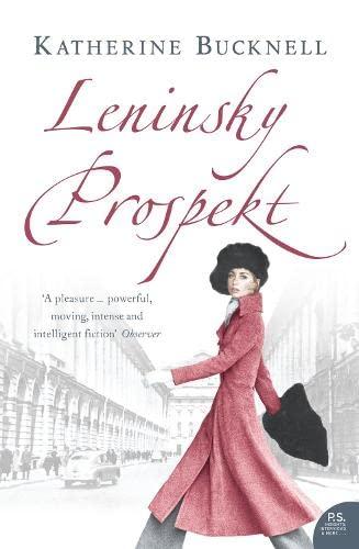 Leninsky Prospekt By Katherine Bucknell
