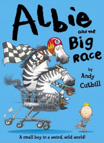 Albie and the Big Race By Andy Cutbill