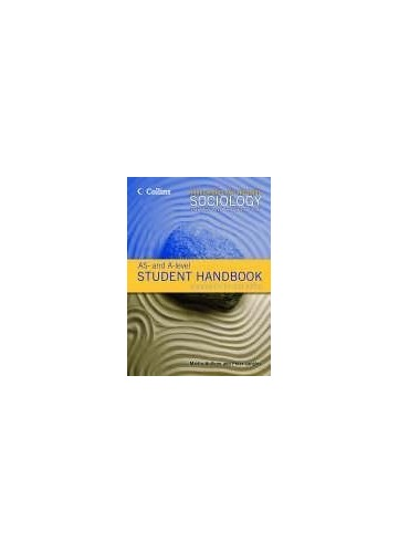 Sociology Themes and Perspectives AS and A-level Student Handbook By Martin Holborn