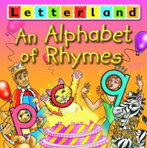 Letterland – Alphabet of Rhymes (Letterland Picture Books S.) By Linda Jones