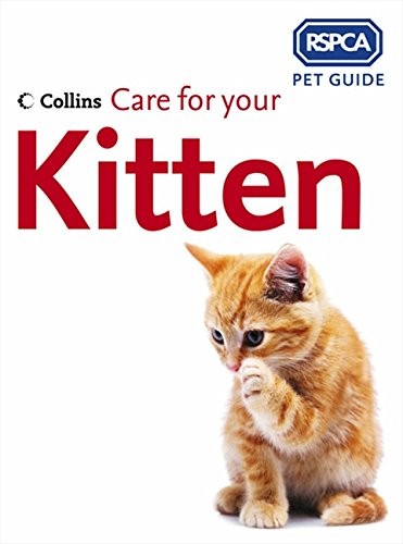 Care for Your Kitten by RSPCA
