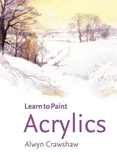 Acrylics By Alwyn Crawshaw