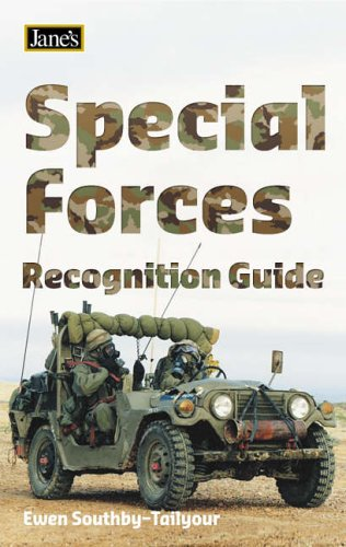 Special Forces Recognition Guide By Ewen Southby-Tailyour
