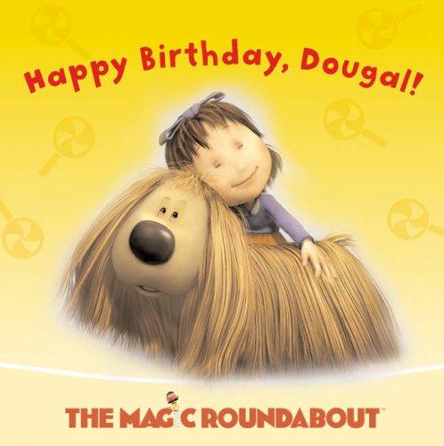 Magic Roundabout Greetings Card Dougal