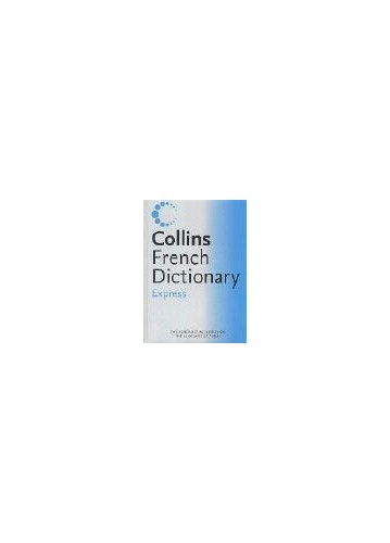 Collins Express French Dictionary By Collins
