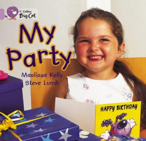 My Party By Maoliosa Kelly