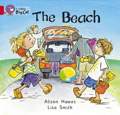 The Beach By Alison Hawes