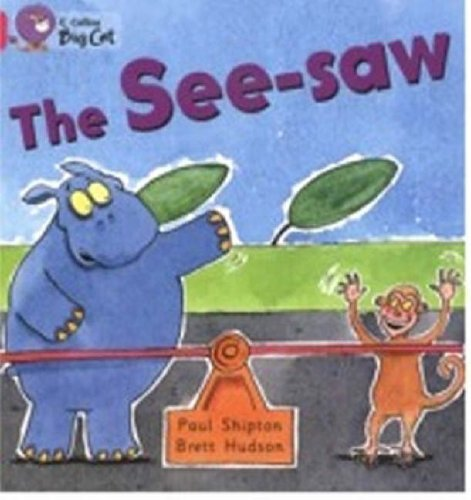 The See-saw By Paul Shipton
