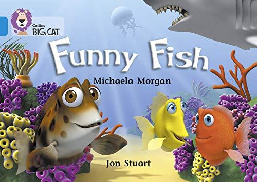 Funny Fish By Michaela Morgan