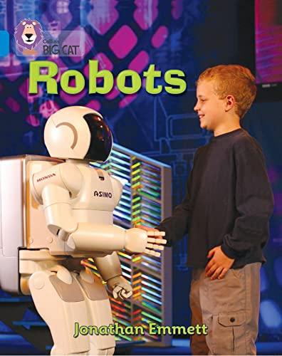 Robots By Jonathan Emmett