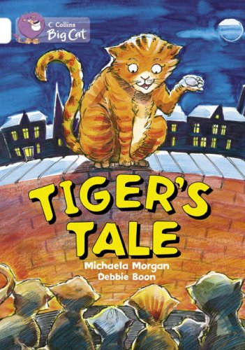 Tiger's Tales By Michaela Morgan