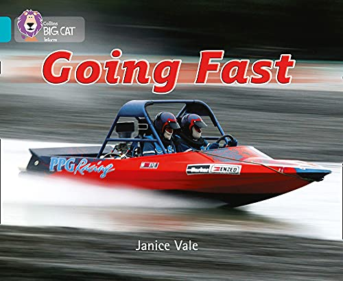 Going Fast By Janice Vale