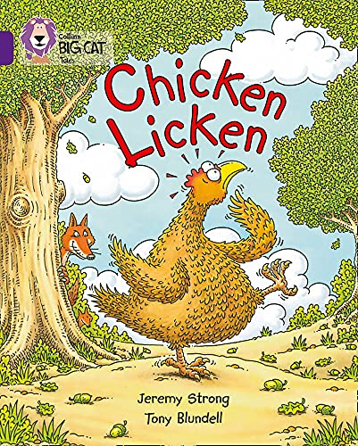Chicken Licken By Jeremy Strong