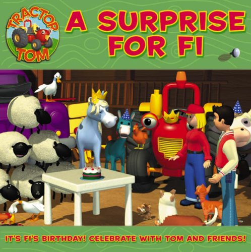 A Surprise for Fi By James Patterson