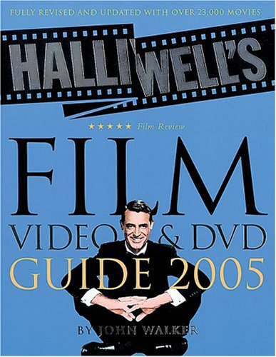 Halliwell's Film, Video and DVD Guide By Leslie Halliwell