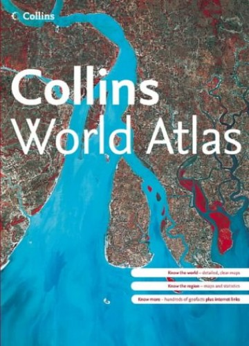 Collins World Atlas By Not Known