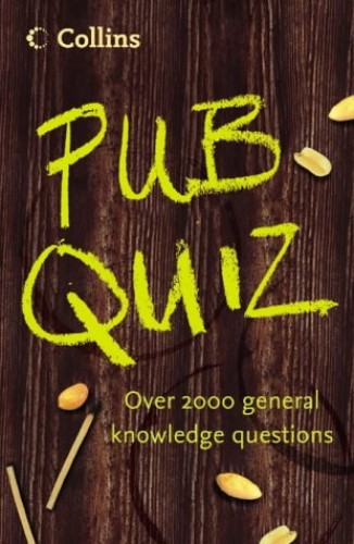 Collins Pub Quiz Book By . Collins