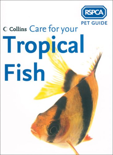 RSPCA Pet Guide – Care for your Tropical Fish By RSPCA