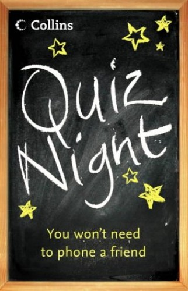 Collins Quiz Night By Collins UK