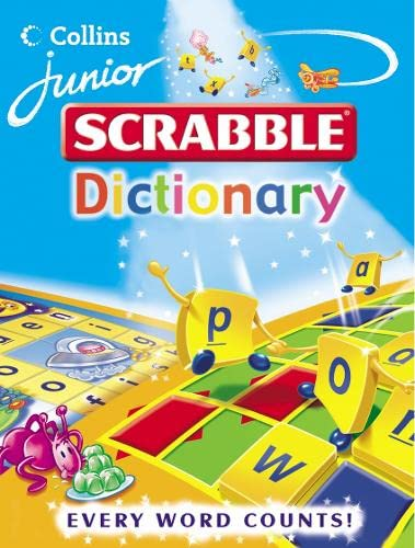Collins Junior Scrabble Dictionary By Evelyn Goldsmith