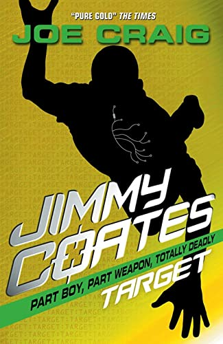 Jimmy Coates: Target By Joe Craig