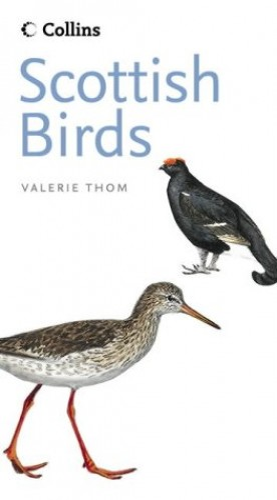 Collins Scottish Birds By Valerie Thom