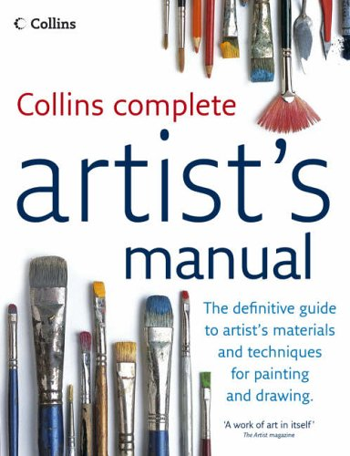 Collins Complete Artist's Manual by Simon Jennings