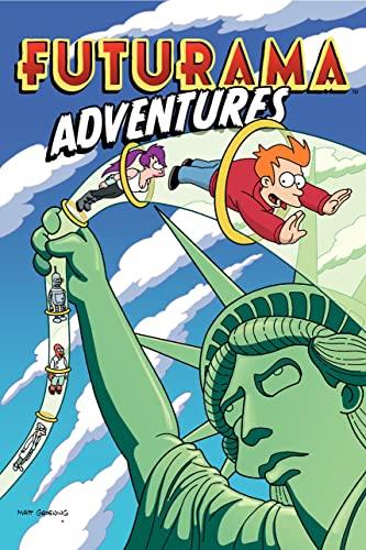 Futurama Adventures by Matt Groening