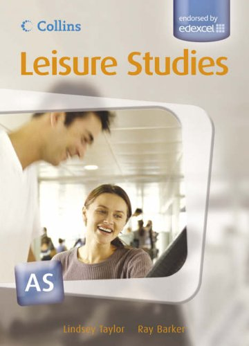 AS Leisure Studies Student Book By Lindsey Taylor