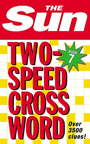The Sun Two-Speed Crossword Book 7 By The Sun