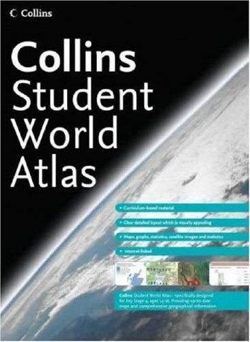 Collins Student Atlas By Not Known