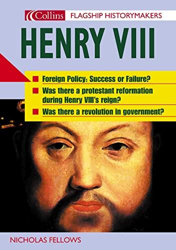 Henry VIII By Nicholas Fellows