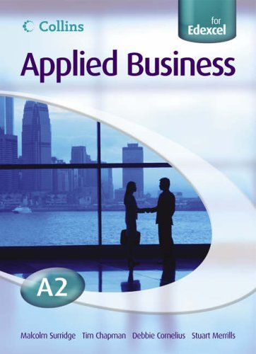 Applied Business A2 for EDEXCEL Student's Book By Charlotte Davies