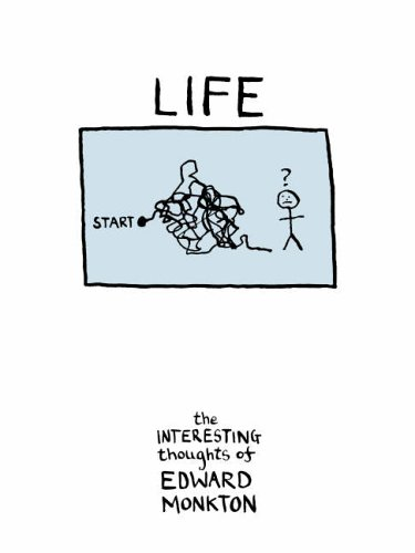 Life By Edward Monkton