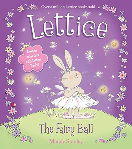 The Fairy Ball (Lettice) By Mandy Stanley