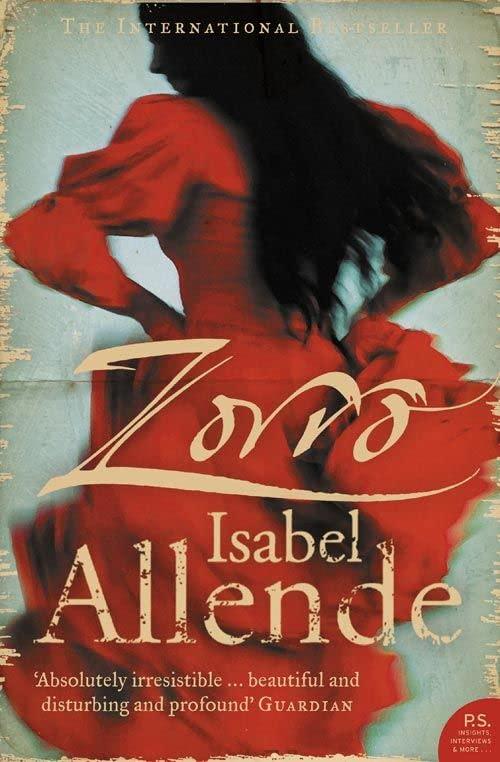Zorro By Isabel Allende
