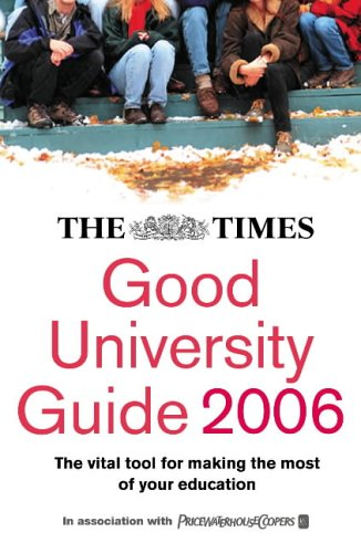 "The ""Times"" Good University Guide By John O'Leary"