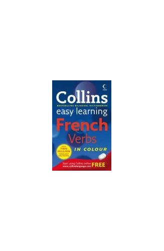 Collins Easy Learning – Collins Easy Learning French Verbs (Collins Easy Learning Dictionaries)