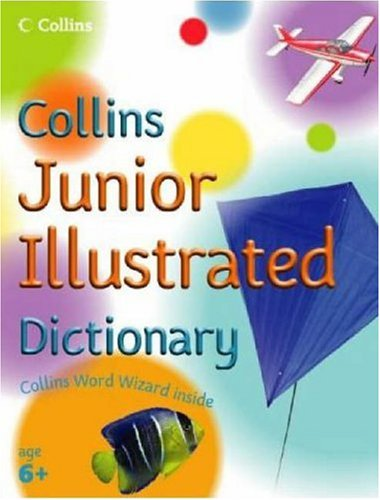 Collins Junior Illustrated Dictionary By Evelyn Goldsmith