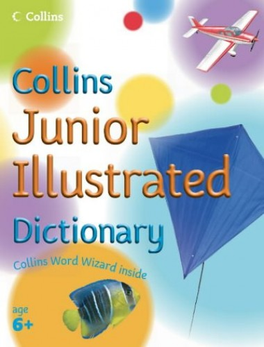 Collins Primary Dictionaries – Collins Junior Illustrated Dictionary By Evelyn Goldsmith