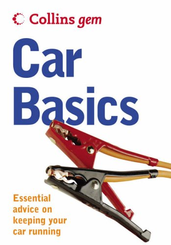 Car Basics By Kevin Elliott