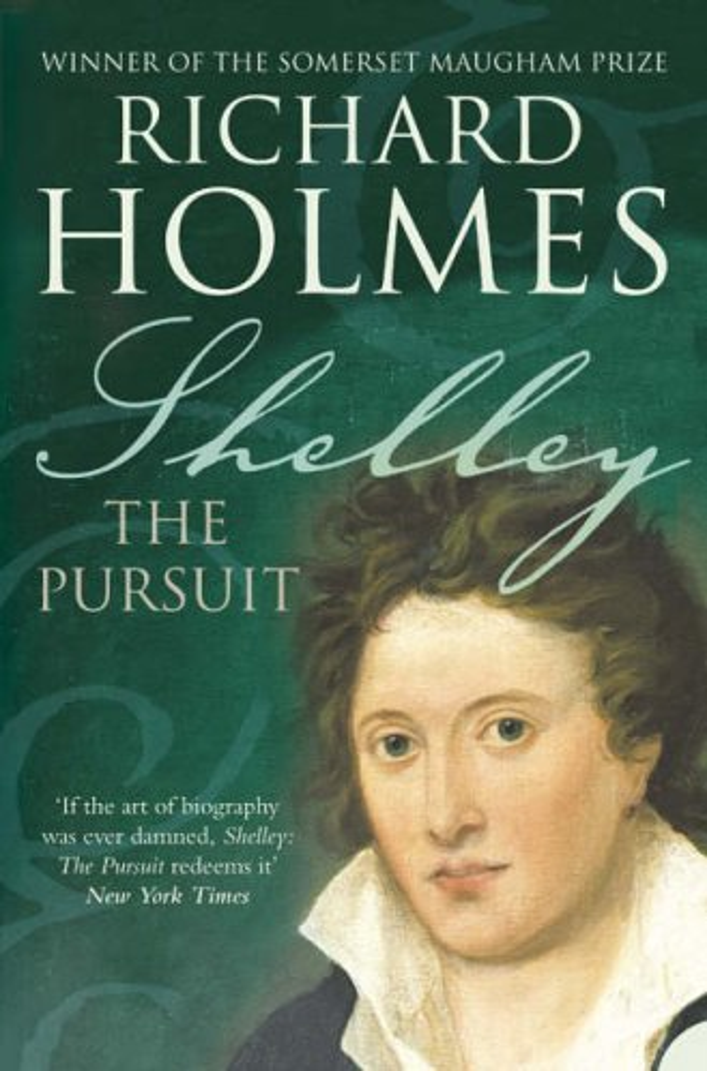 Shelley par Richard Holmes