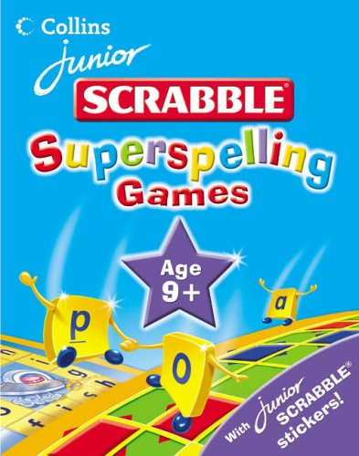 Superspelling Games 9 Plus By James David